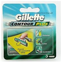 Parfums et Produits cosmétiques Lames de rechange pour rasoir - Gillette Contour Plus
