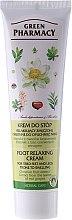Parfums et Produits cosmétiques Crème relaxante pour pieds et jambes fatiguées et enflées - Green Pharmacy