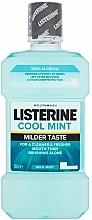 Parfums et Produits cosmétiques Bain de bouche - Listerine Cool Mint Mild Taste