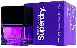 Parfums et Produits cosmétiques Superdry Neon Purple - Eau de Cologne