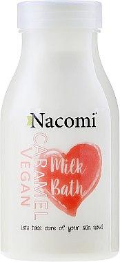 Lait de bain au caramel - Nacomi Milk Bath Caramel