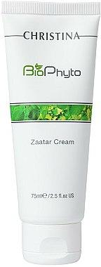 Crème multi-actions pour visage - Christina Bio Phyto Zaatar Cream