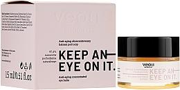 Parfums et Produits cosmétiques Baume concentré à l'huile de jojoba pour yeux - Veoli Botanica Keep An Eye On It Anti-Aging Concentrated Eye Balm