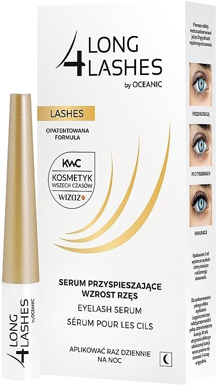 Sérum multi-actif pour cils - Long4Lashes Eyelash Enhancing Serum