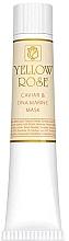 Parfums et Produits cosmétiques Masque au caviar et adn marin pour visage - Yellow Rose Caviar & Marine DNA Face Mask