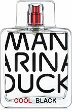 Parfums et Produits cosmétiques Mandarina Duck Cool Black Men - Eau de Toilette