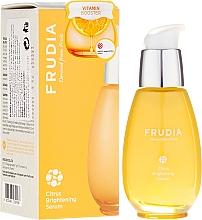 Parfums et Produits cosmétiques Sérum éclaircissant à l'extrait d'agrumes visage - Frudia Brightening Citrus Serum