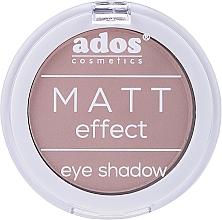 Parfums et Produits cosmétiques Fard à paupières mat - Ados Matt Effect Eye Shadow