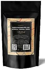 Parfums et Produits cosmétiques Masque alginate peel-off à l'extrait de myrtille pour visage - E-naturalne Alginate Mask Peel-off