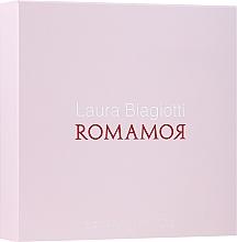 Parfums et Produits cosmétiques Laura Biagiotti Romamor - Coffret (eau de toilette 25ml + eau de toilette 10ml)