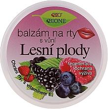 Parfums et Produits cosmétiques Baume à lèvres - Bione Cosmetics Lip Balm Forest Fruit