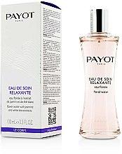 Parfums et Produits cosmétiques Eau de soin aux extraits de jasmin et thé blanc pour corps - Payot Le Corps Eau de Soin Relaxante Floral Water