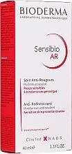 Parfums et Produits cosmétiques Crème hypoallergénique pour visage - Bioderma Sensibio AR Anti-Redness Cream
