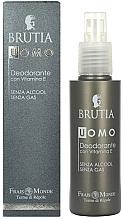 Parfums et Produits cosmétiques Déodorant parfumé à la vitamine E - Frais Monde Men Brutia Deodorant
