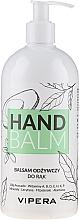 Parfums et Produits cosmétiques Baume à l'huile d'avocat pour mains - Vipera Nourishing Hand Balm