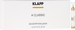 Parfums et Produits cosmétiques Émulsion à la vitamine A pour visage - Klapp A Classic Booster Emulsion