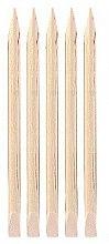 Parfums et Produits cosmétiques Limes à ongles en bois, 5 pcs. - Donegal Cuticle Sticks Beauty Care