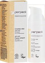Parfums et Produits cosmétiques Crème à l'extrait de figue de barbarie pour visage - Pierpaoli Prebiotic Collection Anti-Age Face Cream