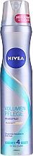 Parfums et Produits cosmétiques Laque cheveux - Nivea Volume Care Eucerit Styling Hairspray