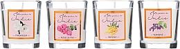 Parfums et Produits cosmétiques Set de bougies parfumées - Ambientair Le Jardin de Julie