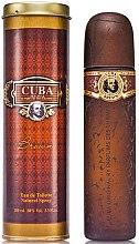 Parfums et Produits cosmétiques Cuba Brown - Eau de Toilette