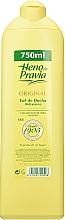 Parfums et Produits cosmétiques Heno de Pravia Original - Gel douche hydratant à l'extrait de feuilles d'olivier