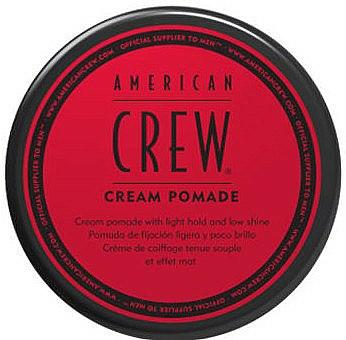 Crème coiffante tenue souple - American Crew Cream Pomade