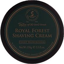 Parfums et Produits cosmétiques Crème à raser, Forêt royale - Taylor of Old Bond Street Royal Forest