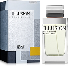Parfums et Produits cosmétiques Prive Parfums Illusion - Eau de Toilette