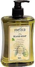 Parfums et Produits cosmétiques Savon liquide à l'huile d'olive - Melica Organic Olive Liquid Soap