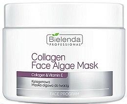 Parfums et Produits cosmétiques Masque aux algues et collagène pour visage - Bielenda Professional Collagen Face Algae Mask