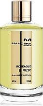 Parfums et Produits cosmétiques Mancera Roseaoud & Musk - Eau de Parfum