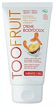 Parfums et Produits cosmétiques Crème pour corps, Pêche et abricot - TOOFRUIT Cream Body Doux