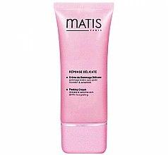 Parfums et Produits cosmétiques Crème gommante pour visage, paupières et lèvres - Matis Peeling Cream Delicate & Sens