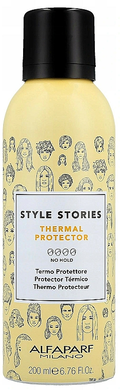 Spray thermoprotecteur pour cheveux - Alfaparf Style Stories Thermal Protector