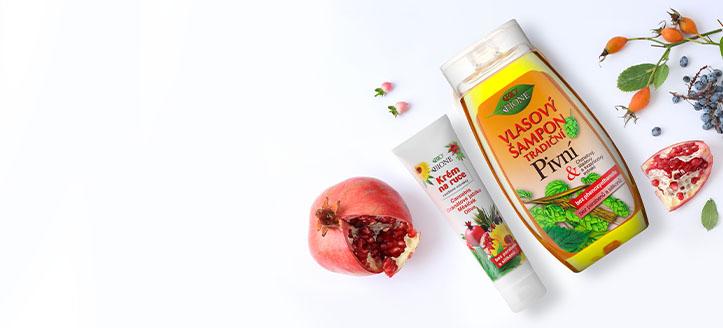 Lorsque vous achetez des produits Bione Cosmetics à partir de 12 €, vous recevrez une crème pour mains en cadeau
