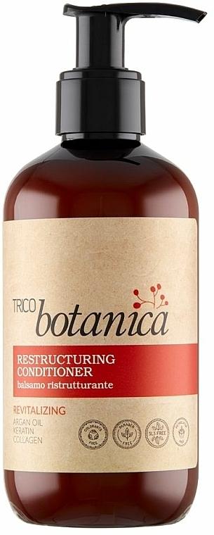 Après-shampooing à l'huile d'argan et kératine - Trico Botanica — Photo N1