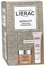 Parfums et Produits cosmétiques Lierac Mesolift - Coffret (crème fondante vitaminée correction fatigue/50ml + mousse-crème/150ml)