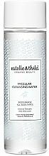 Parfums et Produits cosmétiques Eau micellaire démaquillante au jus d'aloe vera - Estelle & Thild BioCleanse Micellar Cleansing Water