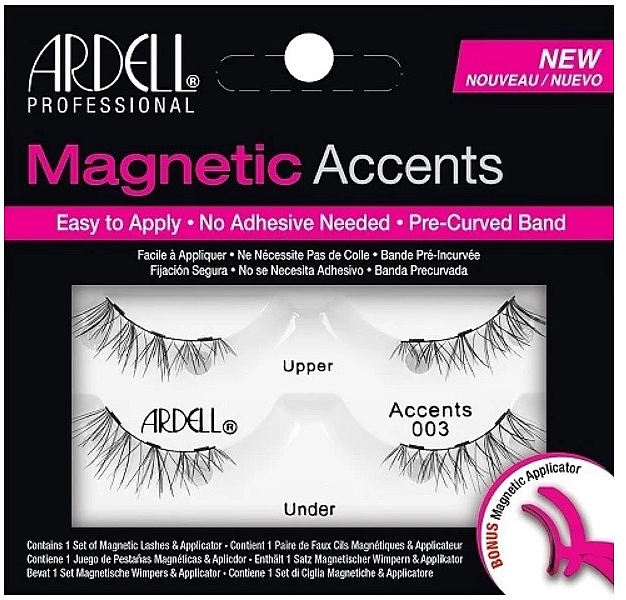 Faux cils - Ardell Magnetic Lashes Accent 003