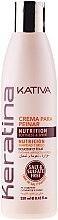 Parfums et Produits cosmétiques Crème coiffante à la kératine - Kativa Keratina Styling Cream