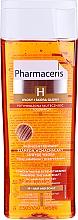 Parfums et Produits cosmétiques Shampooing au thé vert et gingembre - Pharmaceris H H-Keratineum Concentrated Strengthening Shampoo For Weak Hair