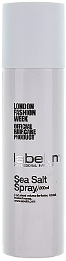 Spray au sel marin pour cheveux - Label.m Create Professional Haircare Sea Salt Spray — Photo N1