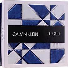 Parfums et Produits cosmétiques Calvin Klein Eternity For Men - Coffret (eau de parfum/50ml + gel moussant corporel/100ml)