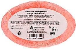Savon naturel à la glycérine et pamplemousse - Bulgarian Rose Soap — Photo N2