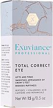 Parfums et Produits cosmétiques Crème au beurre de karité contour des yeux - Exuviance Professional Total Correct Eye