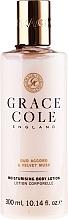 Parfums et Produits cosmétiques Lotion pour corps Oud et musc velours - Grace Cole Oud Accord & Velvet Musk Moisturising Body Lotion