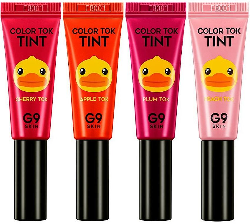 Teint à lèvres - G9Skin Color Tok Tint