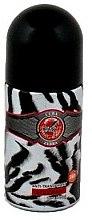 Parfums et Produits cosmétiques Cuba Jungle Zebra - Déodorant roll-on anti-transpirant