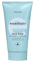 Parfums et Produits cosmétiques Soin nettoyant à l'huile de colza pour visage - Oriflame Essentials Face Wash